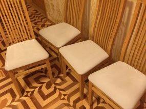 химчистка стульев на дому киев